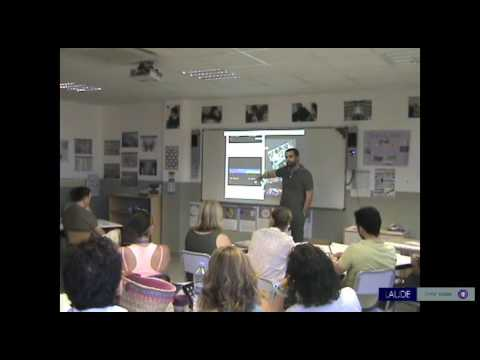 Flipped Classroom at Laude Newton College by Santiago Ordejón