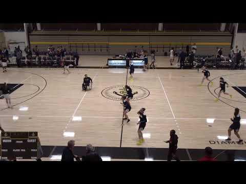 College of Marin vs. Mendocino College Mens' Basketball