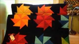 A Display Rack For My Quilt...