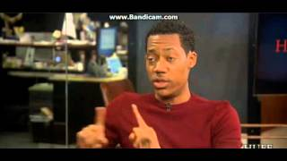 Repeat youtube video Tyler James Williams on backlash for