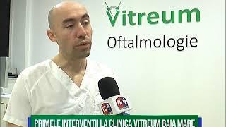centru medical oftalmologic vitreum baia mare metodele de acuitate vizuală ale cercetării sale