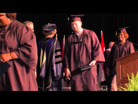 2015 Commencement of the Community College of Baltimore County
