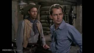 Shane 2 8 Movie CLIP   Keep the Smell of Pigs Out 1953 HD