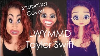 Taylor Swift - Look What You Made Me Do - Snapchat Cover
