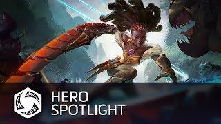 Qhira Spotlight