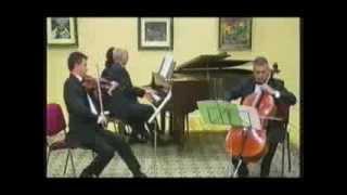 BEETHOVEN TRIO V op.70 Nr.1 Allegro vivace  e con brio KOSTAQ VRAME -piano