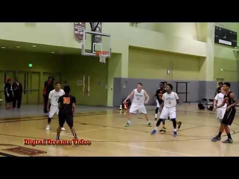 Fairfax Basketball Vs Quarts Hill @ 2015 Huntington Park Basketball Tournament