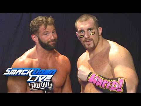 The Hype Bros set their sights on The New Wyatt Family: SmackDown LIVE Fallout, Dec. 6, 2016