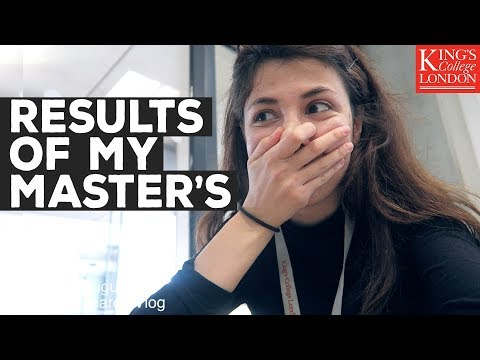 My Master's Results & Pursuing a Masters (Postgraduate) Degree | Atousa