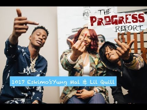 Yung Mal & Lil Quill Speak On Being Signed To Gucci Mane & Bossing Up! [The Progress Report]