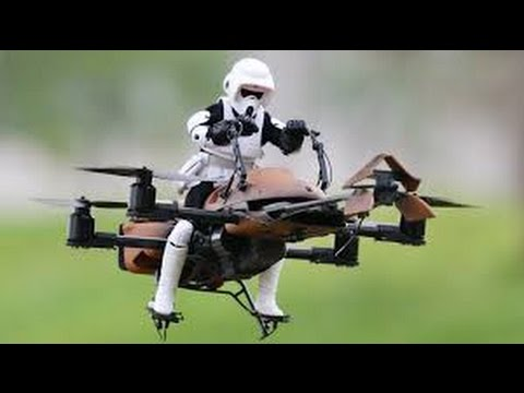 Heavy Lifting Drones/enough to carry a person
