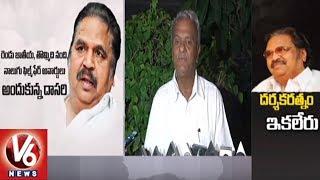 CPI Leader Narayana Express Condolence On Dasari Narayana Rao Death || V6 News