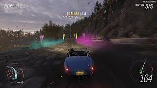 Forza Horizon 4 - Forest Sprite - Showcase Remix [4K]