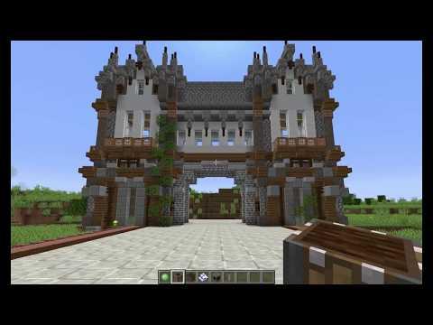 Create: A Hinged Double Door