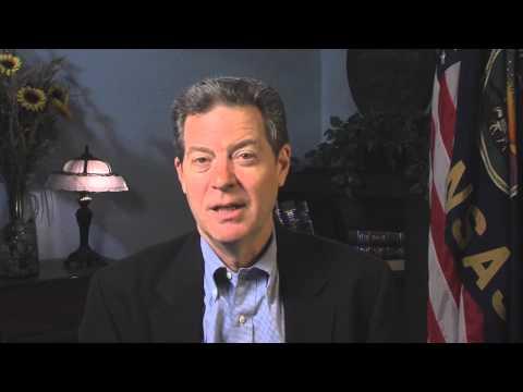 Kansas Governor Brownback