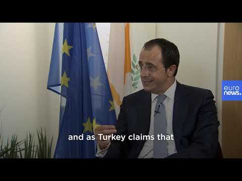 euronews (in English): Cyprus' Foreign Minister suggests taking Eastern Mediterranean tensions with Turkey to The Hague