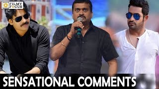 Power Star vs Young Tiger - Bandla Ganesh about Pawan kalyan and NTR