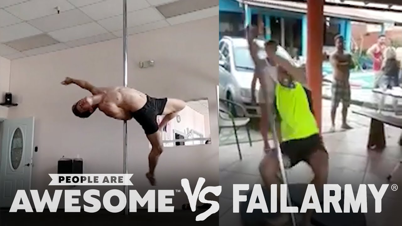 Download People Are Awesome Vs. FailArmy | 2019 Ep. 2