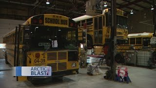 MNPS Prepping For Biтterly Cold Conditions