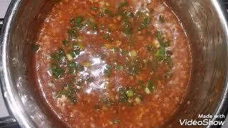 Cách làm sốt chua ngọt thịt băm ngon ơi là ngon