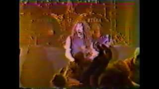 Slayer - Necrophobic (Live 1986)