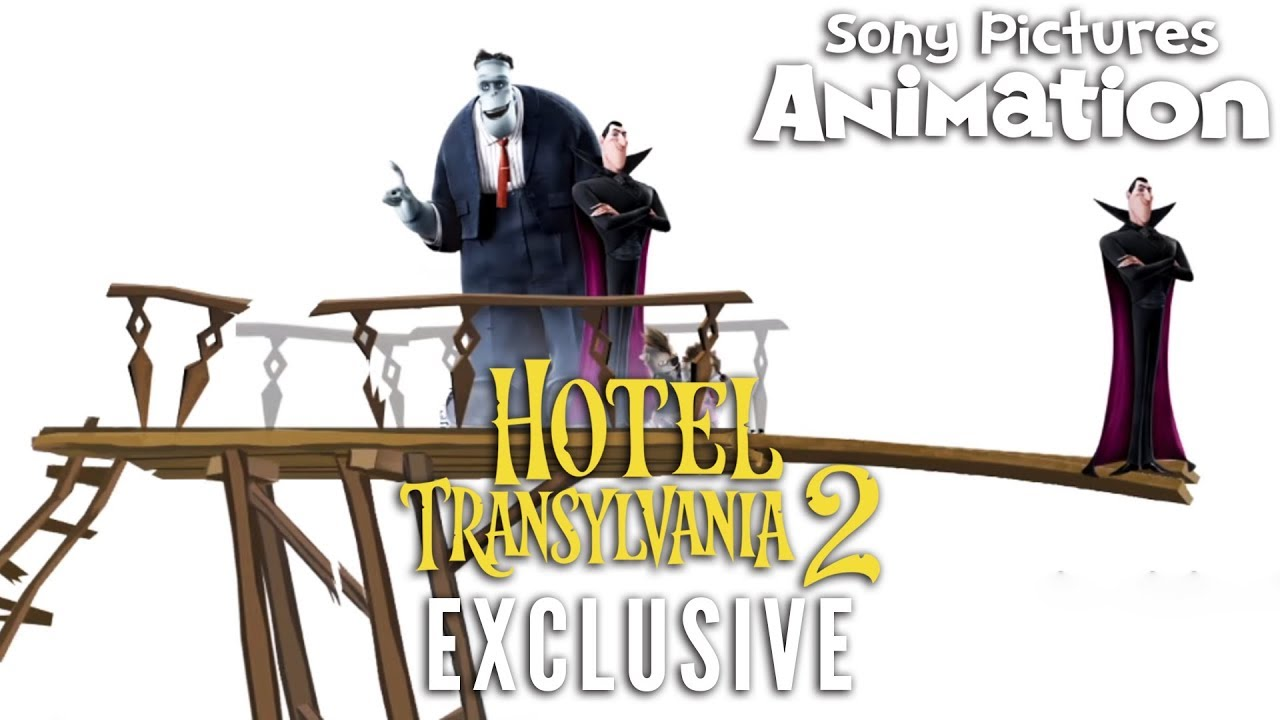 Download Making of Hotel Transylvania 2 Teaser Trailer Part 1/3