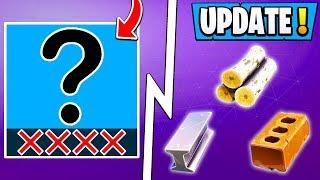 *NEW* Fortnite Update!   Deleted Emote, 7.20 Trap Change, Building Adjustment!