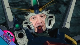 Mobile Suit Gundam Live Action Movie Being Made By Legendary Pictures