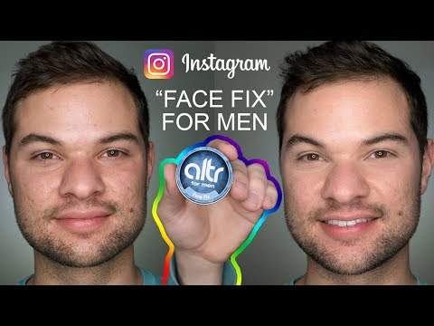 Trying Instagram Products! Altr For Men Face Fix Review