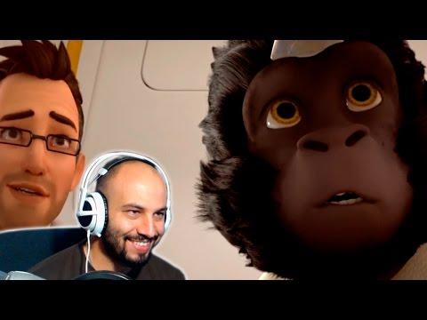 Corto de animación Overwatch: La Llamada | Video Reaccion | Español