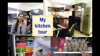 Kitchen Tour | kabitaskitchen kitchen tour | Kitchen Storage Idea | kabitaslifestyle