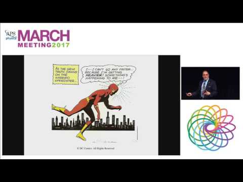 APS Public Lecture: The Physics of Superheroes