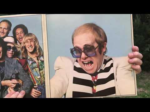 Elton John Blue Moves Album Review