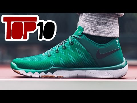 Top 10 Lightest Nike Shoes Of 2015