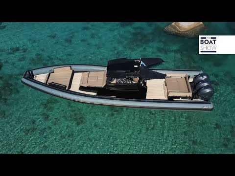 SEA WATER PHANTOM 500 - Rigid Inflatable Boat Review - The Boat Show