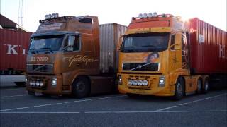Repeat youtube video Volvo GL XL 6x2 520 PS Guldager Pirates of the Caribbean