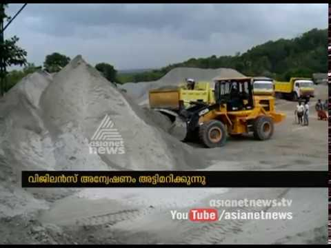 Attempts to sabotage vigilance probe on Illegal encroachment  at Mukunnimala