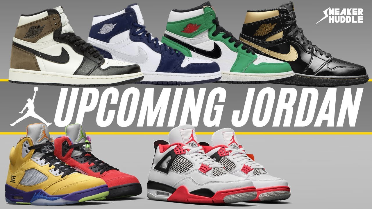 Upcoming HEAT!!! Jordan Brand Holiday Retro Releases (Comment your TOP 3)