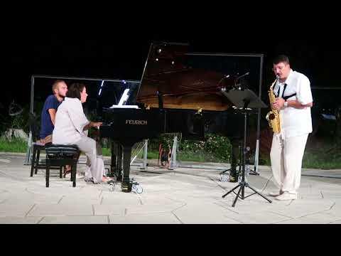 Saxofonkonzert Xiropigado - Mackie Messer von Kurt Weill