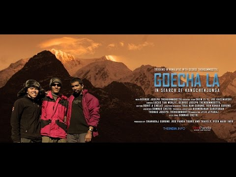 Goecha La Trek Sikkim | Goecha La in Search of Kangchenjunga Documentary HD Trekking in Himalayas