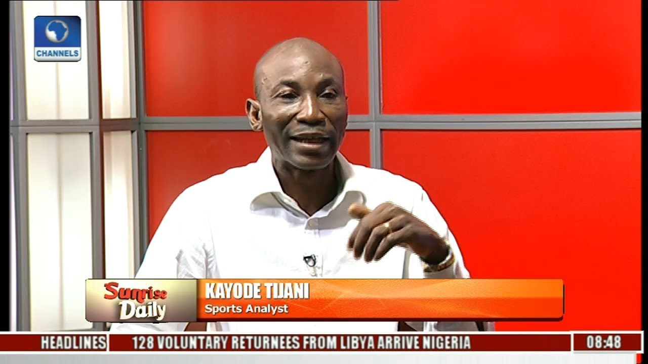 Nigeria Has Placed No Priority On Sports -  Kayode Tijani Pt 1