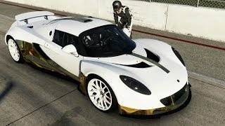 FORZA 5 - Long Beach - Hennessey Venom GT  |  Xbox One