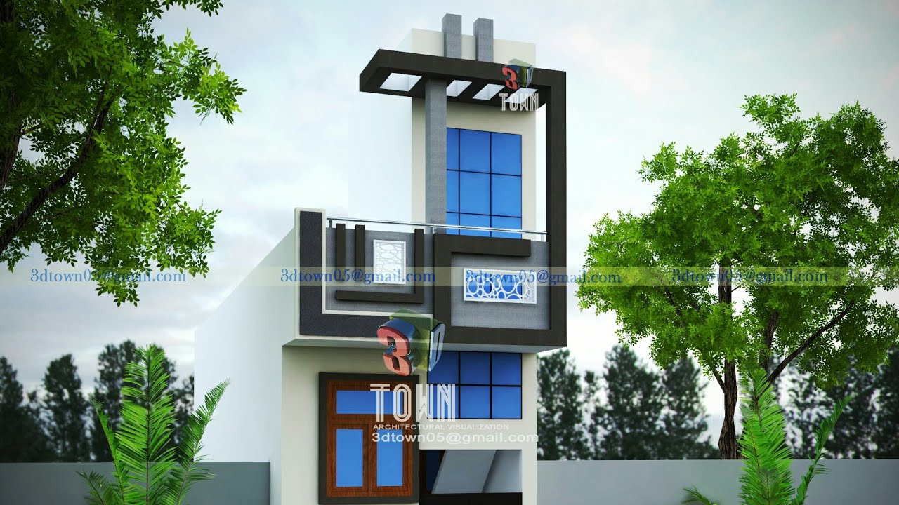 maxresdefault - Download Small House Design Elevated  Gif