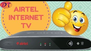 Airtel Internet TV - Features …