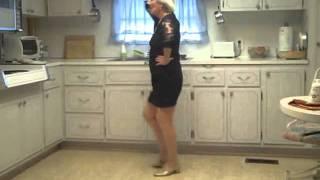 82 year old Grandma Dances the Charleston!  Great Video!