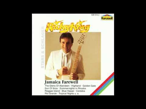 Ricky King - Jamaica Farewell (1989)