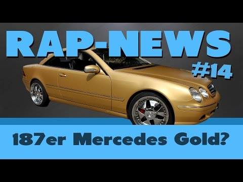 Goldener Mercedes? | Neuer Pokemon Song | ApoRed Numero Uno