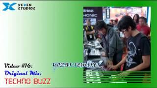 yozar.remixer - Techno Buzz (Original Mix)