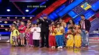 DID Little Masters June 04 '10 - Kya Baat Performance of The Week
