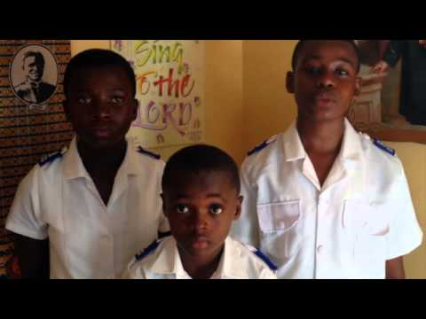 Salvation Army - Tell the General: Tema West Corps - Ghana